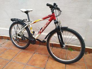 Bici de montaña mtb