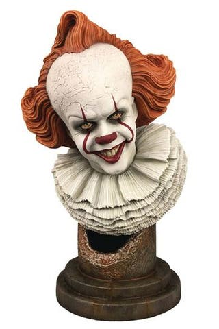 Pennywise 1/2 Busto It Chapter 2 - Diamond Select