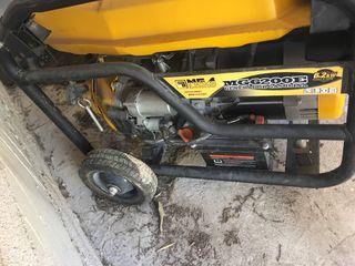 Generador gasolina 5700W