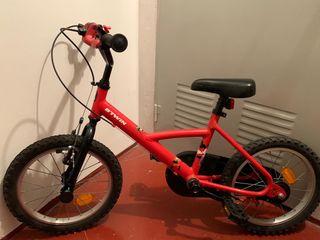 """Bicicleta infantil16"""""""