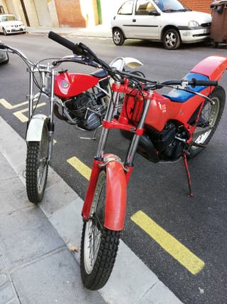 Motos de trial