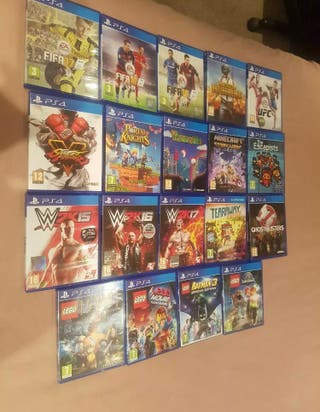 19 PS4 games bundle