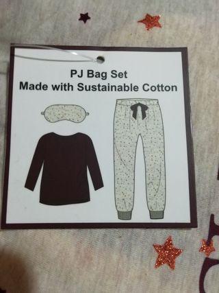 Pijama de mujer talla L