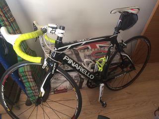 Pinarello bici carbono