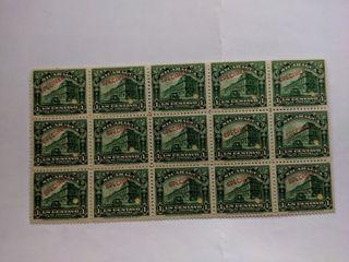 Colección 79 sellos Nicaragua