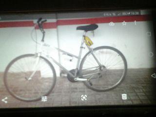 bicicleta MBK, muy ligera...Félix 645175394