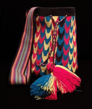 Bolso mochila Wayúu