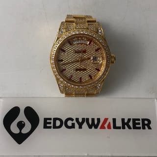 Rolex Presidential Gold Iced