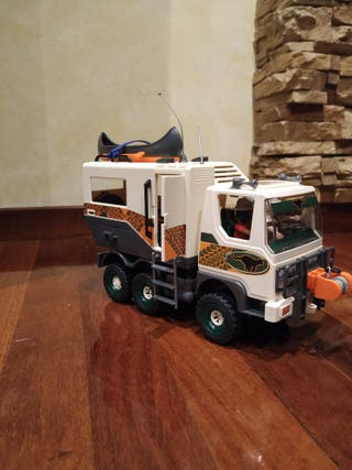 Camion safari de Playmobil