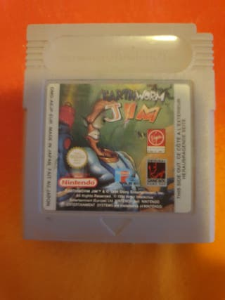 earthworm jim 1 game boy classic