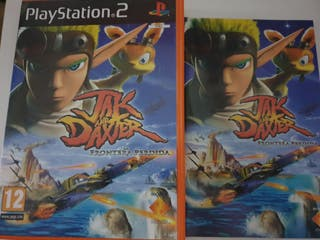jack and daxter La frontera perdida Ps2