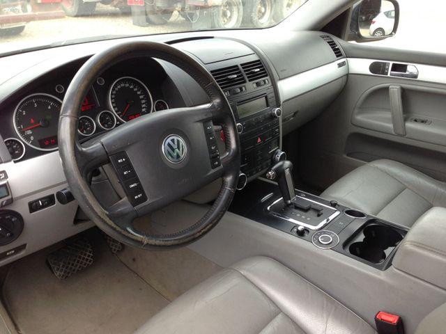 Volkswagen Touareg 2006 3.0 V6, Pruébalo!