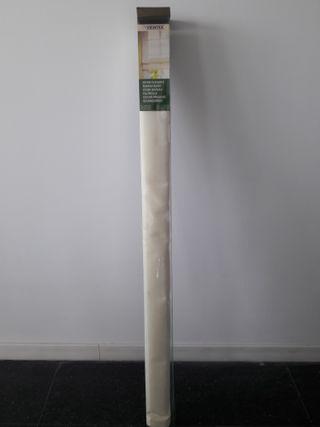 Estor plegable beig 250 viewtex 105x175 - NUEVO