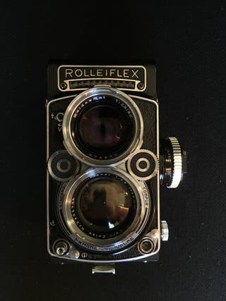 Rolleiflex 2.8 F