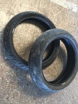 Neumáticos 110 / 70 r17 . 150 / 60 r17