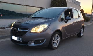 RE-ESTRENO!! Opel Meriva 1.4 TURBO GPS
