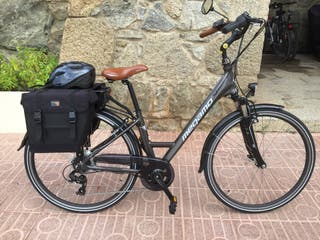 Bicicleta eléctrica Megamo Top City2