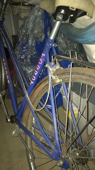bicicleta torrot vingage