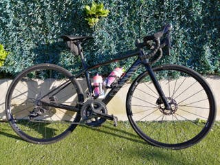 bicicleta carretera Canyon Endurace WMN