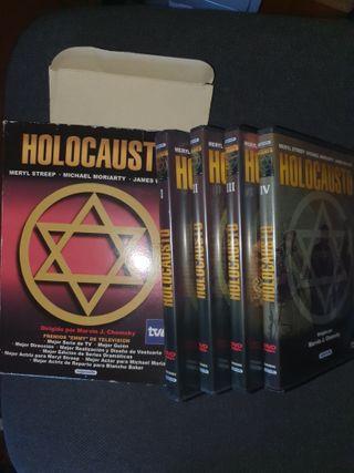 DVD - Holocausto - Serie Completa - 2ª Mano