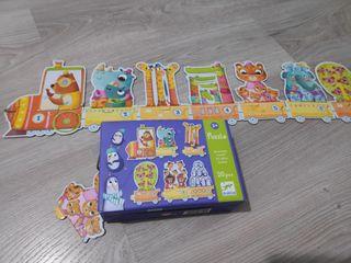 puzzles para niños