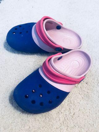 Crocs T28-29 zuecos
