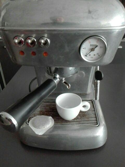 cafetera monodosis Ascaso Dream