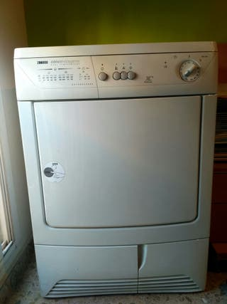 secadora marca zanussi