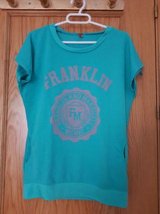 camiseta Franklin & Marshall