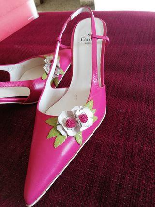 Zapatos de SRA en piel