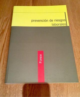 PREVENCIÓN RIESGOS LABORALES.-