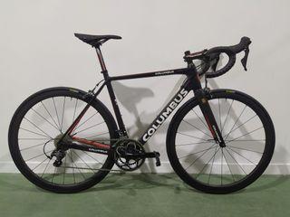 Bici full carbon Columbus Ultegra 11v