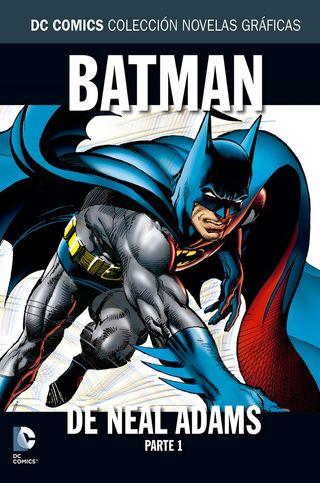 Novelas Gráficas DC Comics: Batman de Neal Adams