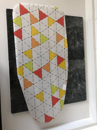 Tabla de planchar de mesa