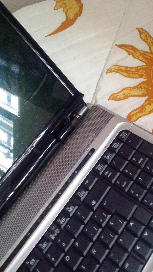 Ordenador piezas HP Pavilion DV 9700