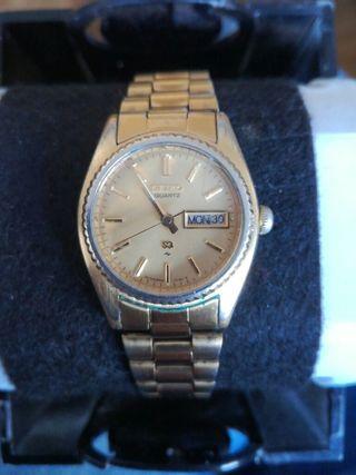 Reloj Seiko clasico de señora
