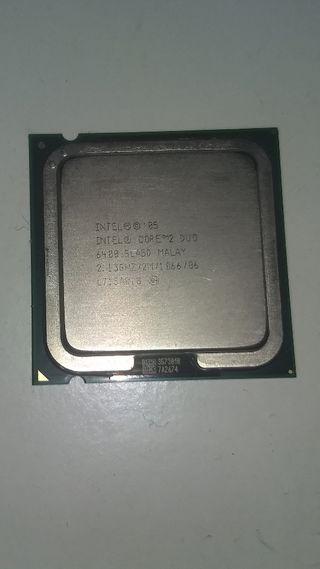 Intel Core 2 duo 2.13 GHZ / 2M