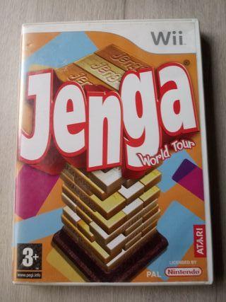 Jenga World Tour para Wii