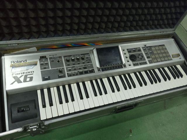 Roland Fanton X6