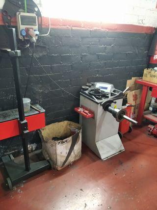 taller chapa pintura mecánica traspaso