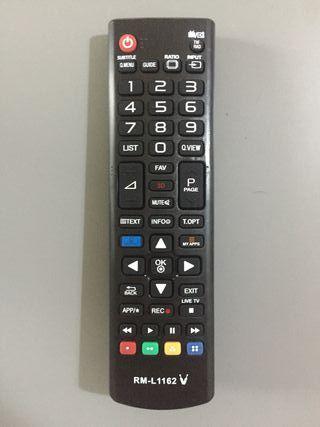 Mando a distancia tv universal para LG nuevo
