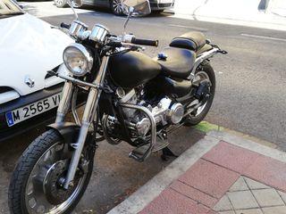 Moto Daelim Daystar 125