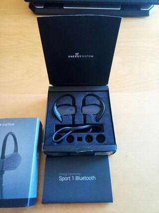 Auriculares EnergySistem Sport 1 Bluetooth