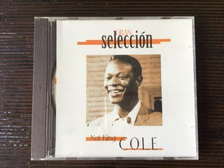 NAT KING COLE CD GRAN SELECCION