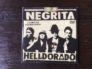 NEGRITA CD SINGLE PROMOCIONAL DE SU GIRA EN ESPAÑA