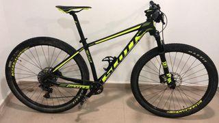 Bicicleta Scott Scale 945. Talla M