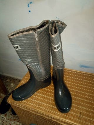 bota d lluvia
