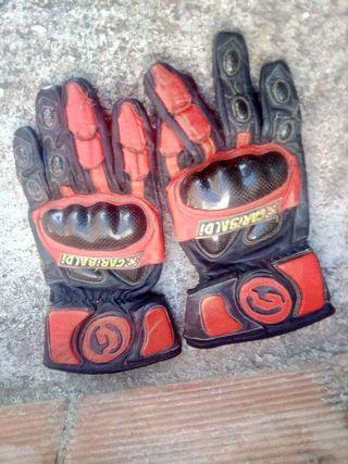 guantes garibaldi