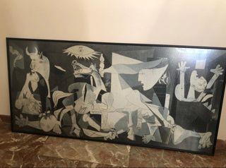 cuadro puzzle Guernica