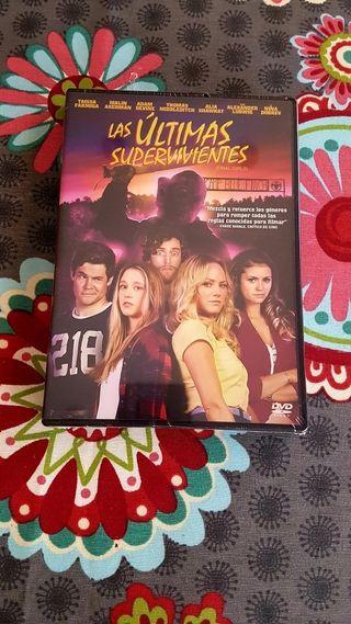 DVD Las ultimas supervivientes,2015